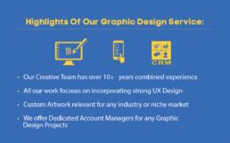 graphic design info