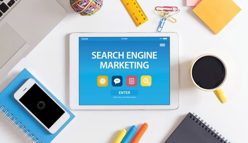 The Full Package for Search Engine Marketing